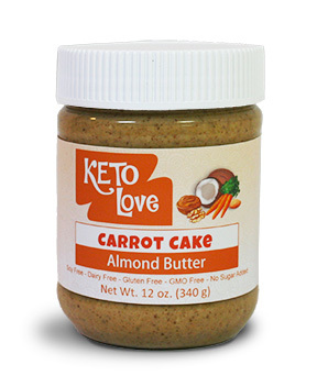 Carrot Cake Almond Butter