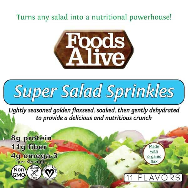 SUPER SALAD SPRINKLES – ORGANIC