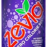 Zevia Zero Calorie Soda - grape soda