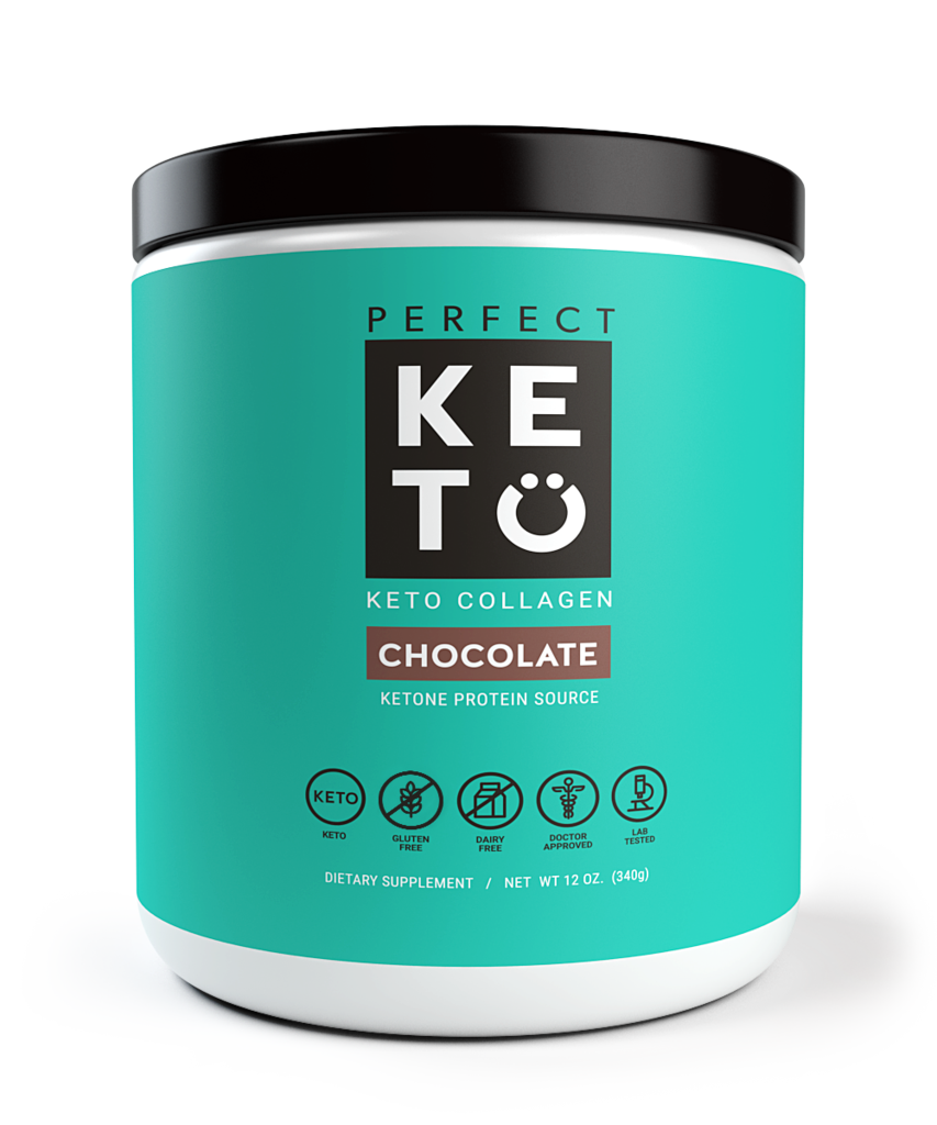 keto collegan chocolate