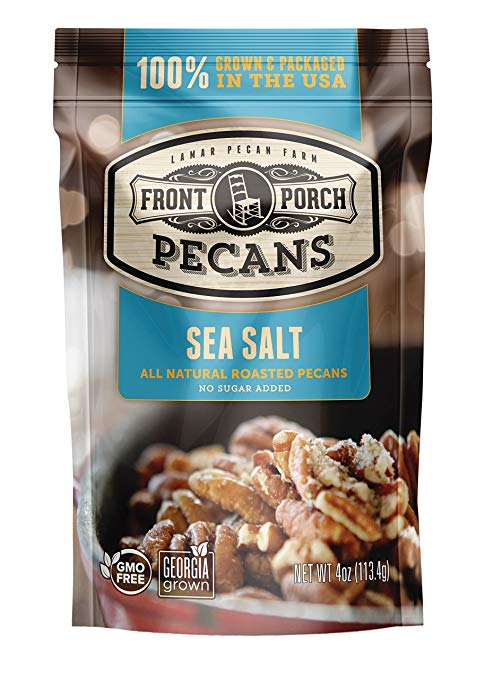 All Natural Roasted Pecans