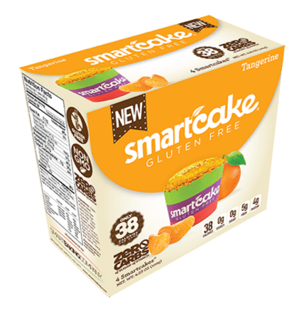 smart cake tangerine value pack