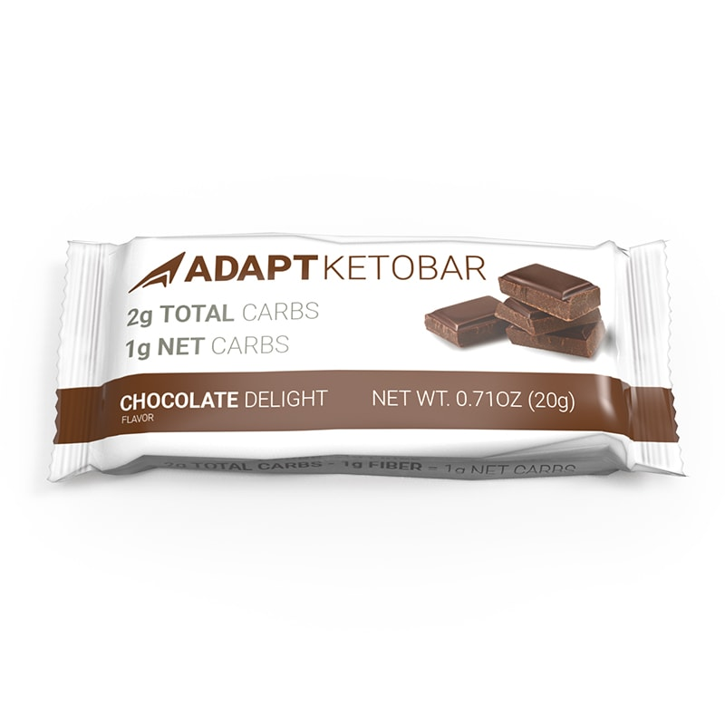 Keto Bar – Chocolate Delight