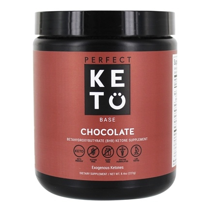 Base Exogenous Ketones Powder Chocolate
