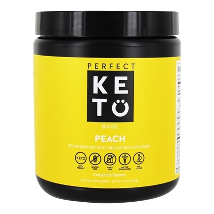 Base Exogenous Keto Powder Creamer