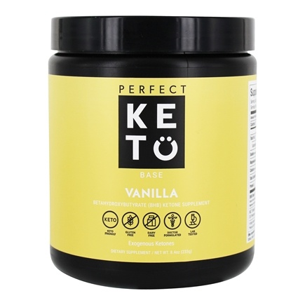 Base Exogenous Ketones Powder Vanilla