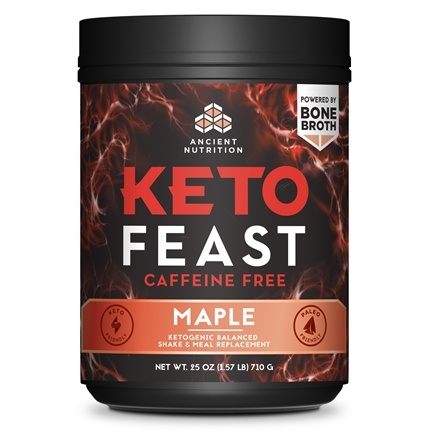 Keto Feast Ketogenic Balanced meal replacement shakes