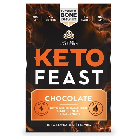 Ketogenic Balanced Shake & Meal Replacement weight loss shakes Powder Chocolate
