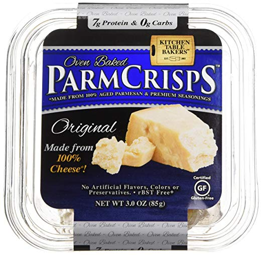 Kitchen Table Bakers Cracker Parmesan Aged, 3 oz