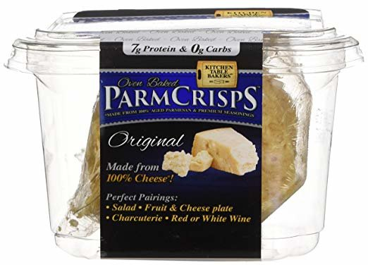 Kitchen Table Bakers Cracker Parmesan Aged