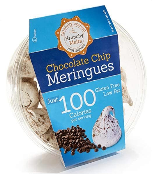 Original Meringue Cookies-Chocolate Chip