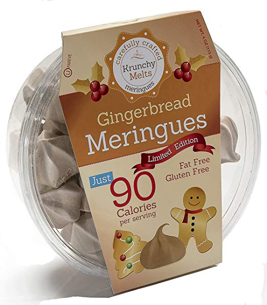 Original Meringue Cookies Gingerbread
