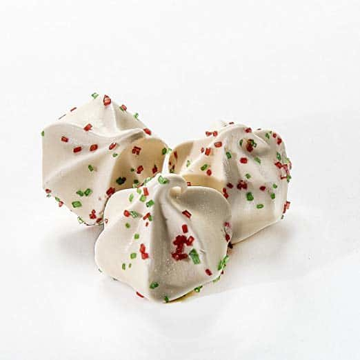 Original Meringue Cookies (Holiday Vanilla)