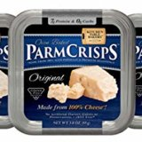 ParmCrisps Original Flavor, Made From 100% Real Parmesan Cheese