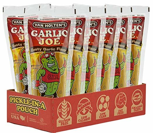 Van Holten's -Garlic Joe - 12 pack